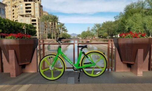 LimeBike Bike-Sharing Program in Scottsdale
