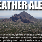 2017 Expected to be Warmest Year on Record for Phoenix